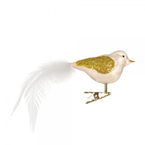 dicker Vogel, 2 Federn