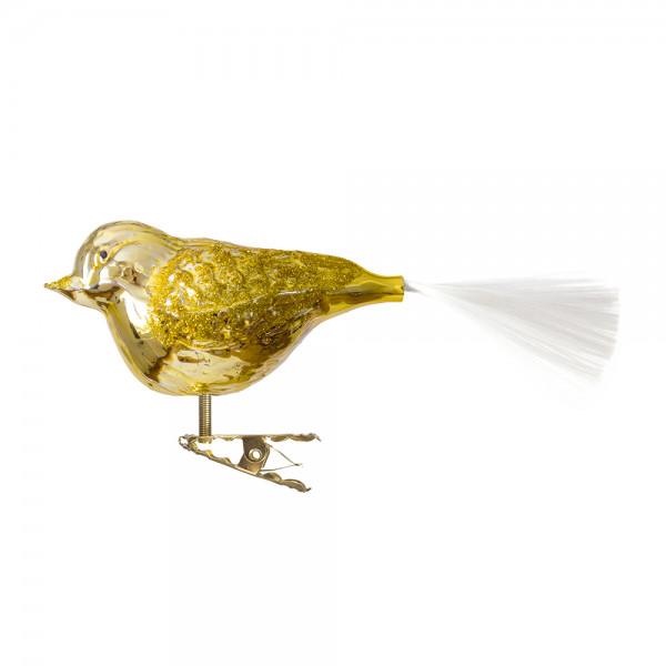 dicker Vogel, Glasfaser