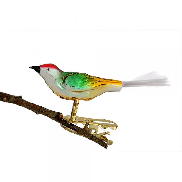 Mini-Vogel, gespritzt, Glasfaserschwanz
