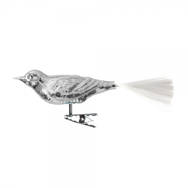 kleiner langer Vogel