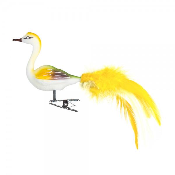 kleiner Halsvogel, Federn